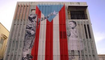 Abey Charron for Santurce es Ley (Photo by Stephanie Segarra)