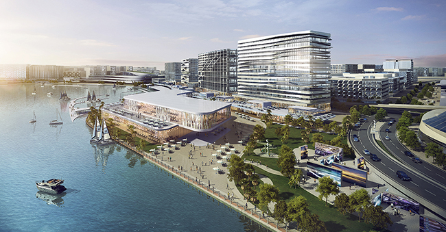 Dubai by design beyond foreigners and free zones for Hotel dubai design district